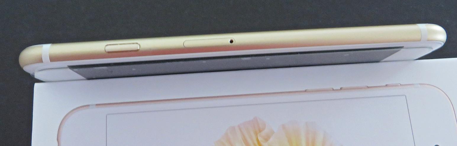 Bild 5: I-phone 6s 64 Gb Gold