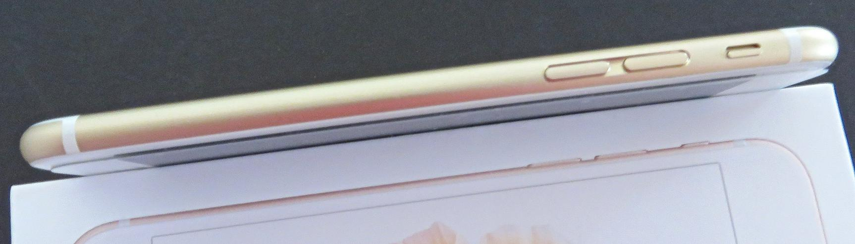 Bild 6: I-phone 6s 64 Gb Gold