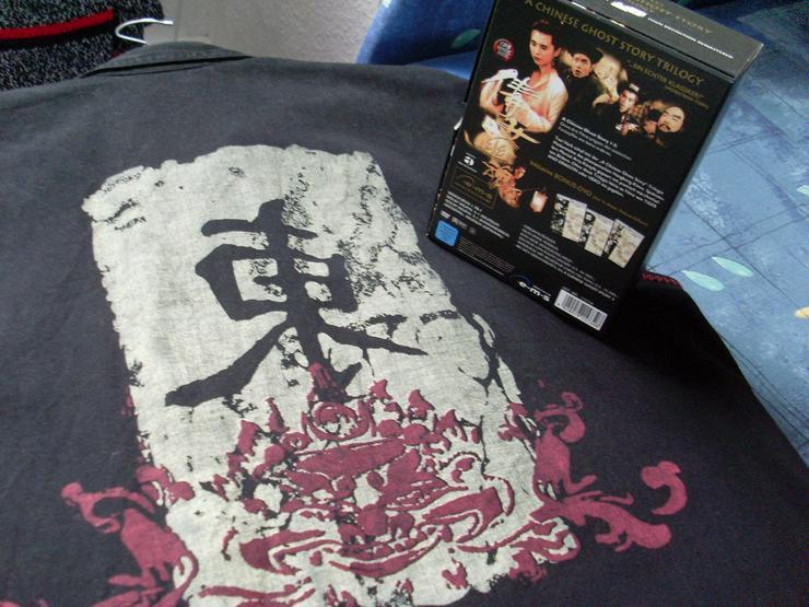 A Chinese Ghost Story Trilogy DVD Box HD+ Tai Chi TraingsJackeNEU