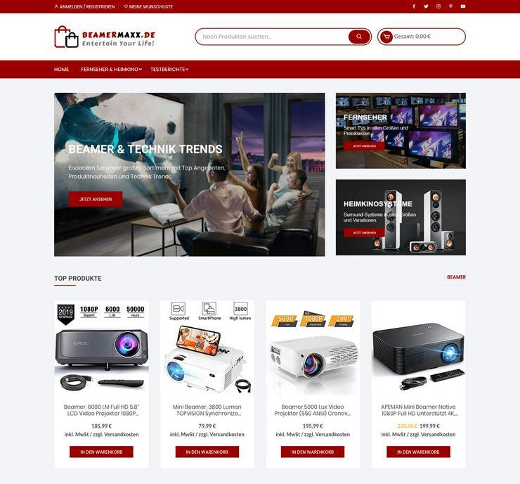 3APro - Der innovative Webshop mit Autopilot und Amazon-Partnerprogramm
