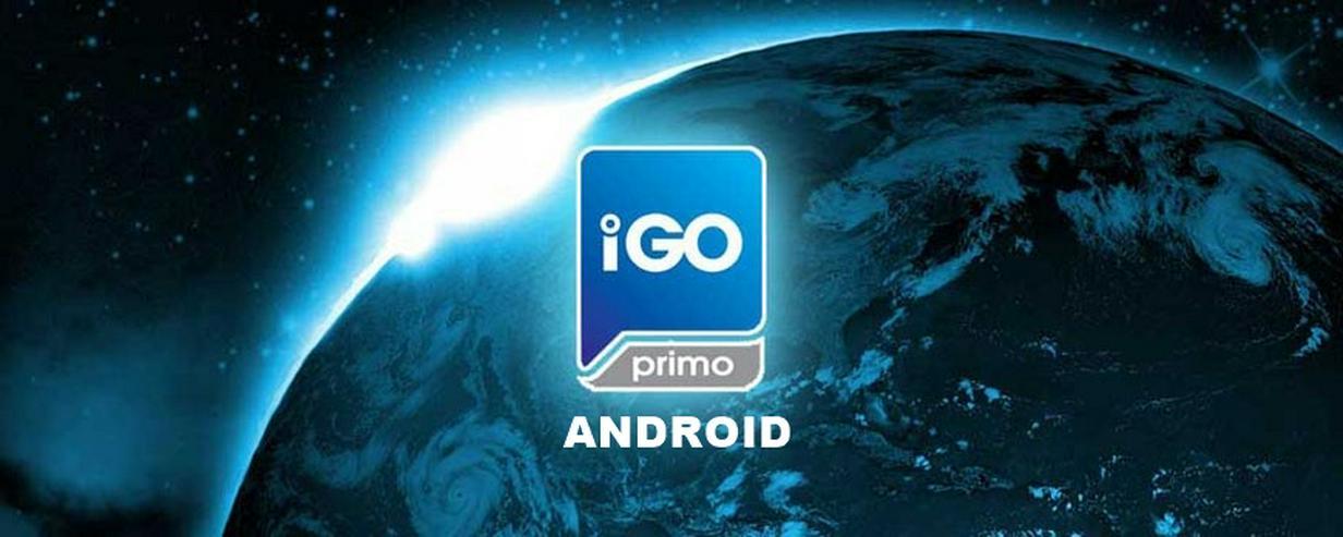 IGO Primo 9 Android Navigation Software EUROPA NEU