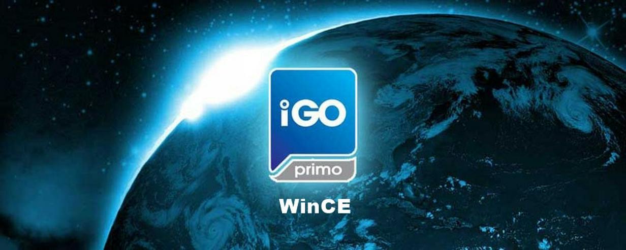 IGO Primo 9 GPS Navigation Software WINCE EUROPA AKTUELL
