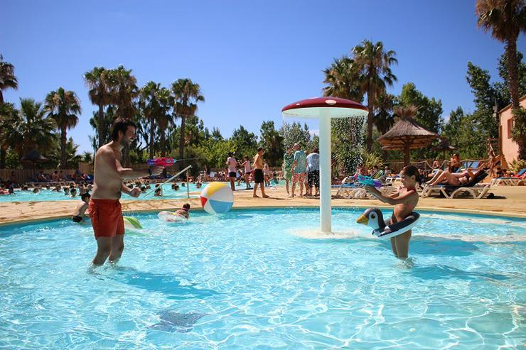 Bild 4: Süd-Frankreich: Camping Club l'Air Marin, eine andere Weise, Ihre Ferien zu verbringen!