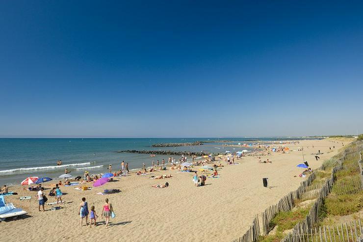 Bild 5: Süd-Frankreich: Camping Club l'Air Marin, eine andere Weise, Ihre Ferien zu verbringen!