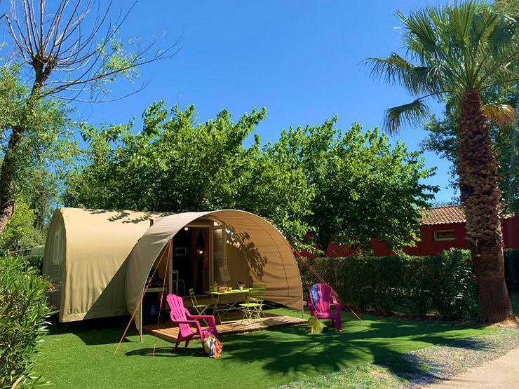 Bild 8: Süd-Frankreich: Camping Club l'Air Marin, eine andere Weise, Ihre Ferien zu verbringen!
