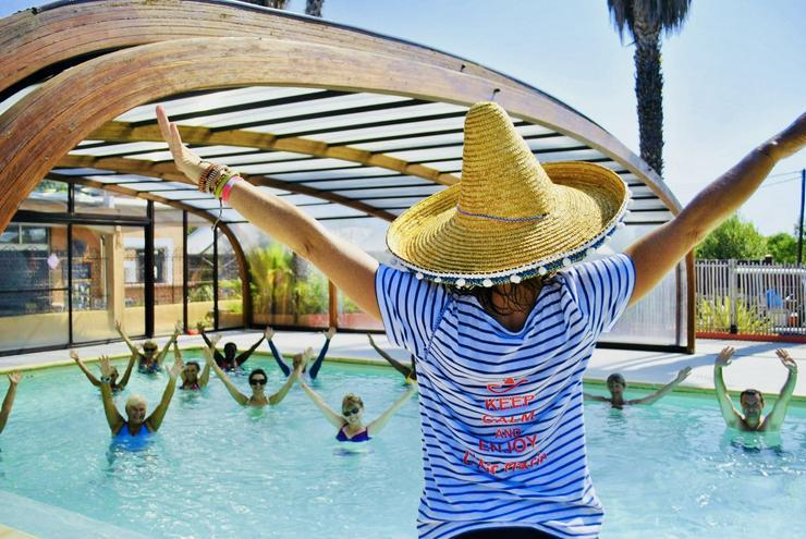 Bild 2: Süd-Frankreich: Camping Club l'Air Marin, eine andere Weise, Ihre Ferien zu verbringen!