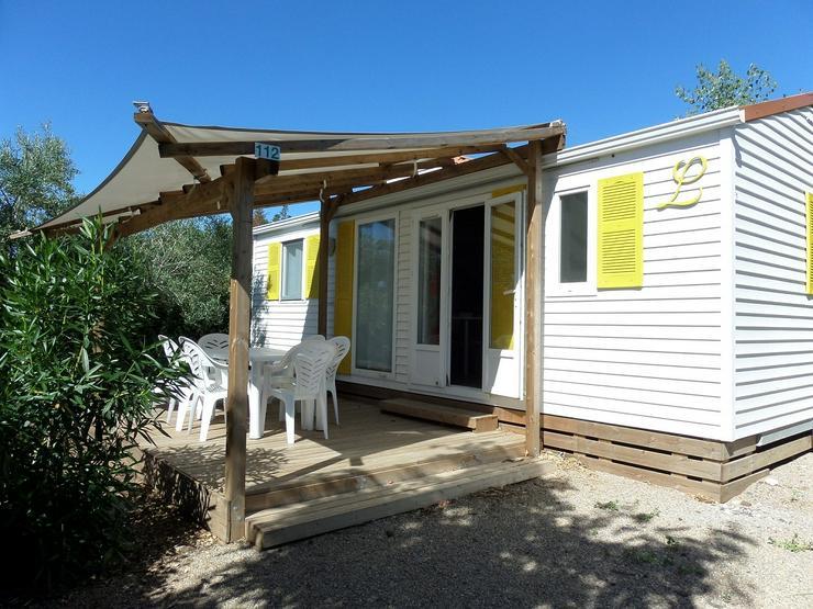 Bild 8: Süd-Frankreich: Urlaub 2020 in einem Mobilheim im 4 sterne Campingplatz im Hérault