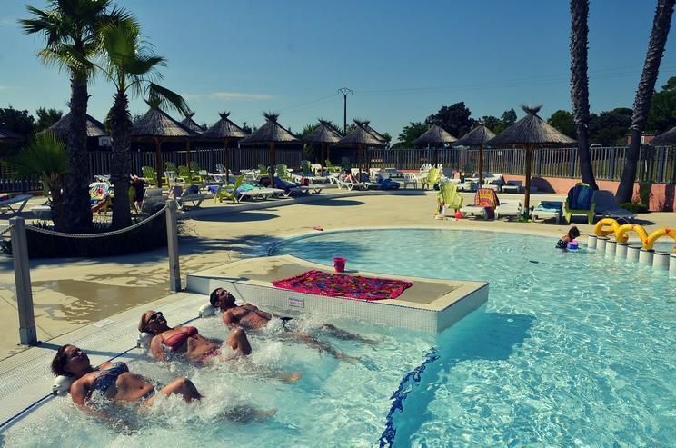 Bild 3: Süd-Frankreich: Urlaub 2020 in einem Mobilheim im 4 sterne Campingplatz im Hérault