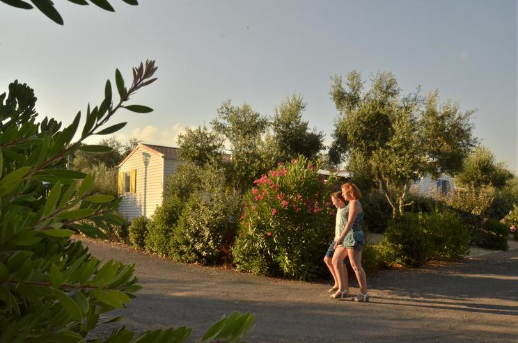 Bild 12: Süd-Frankreich: Urlaub 2020 in einem Mobilheim im 4 sterne Campingplatz im Hérault