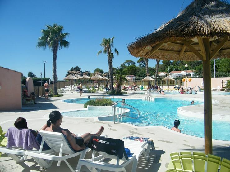 Süd-Frankreich: Urlaub 2020 in einem Mobilheim im 4 sterne Campingplatz im Hérault - Sport & Freizeit - Bild 2