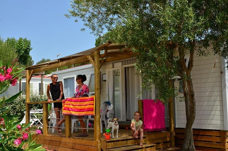 Bild 7: Süd-Frankreich: Urlaub 2020 in einem Mobilheim im 4 sterne Campingplatz im Hérault