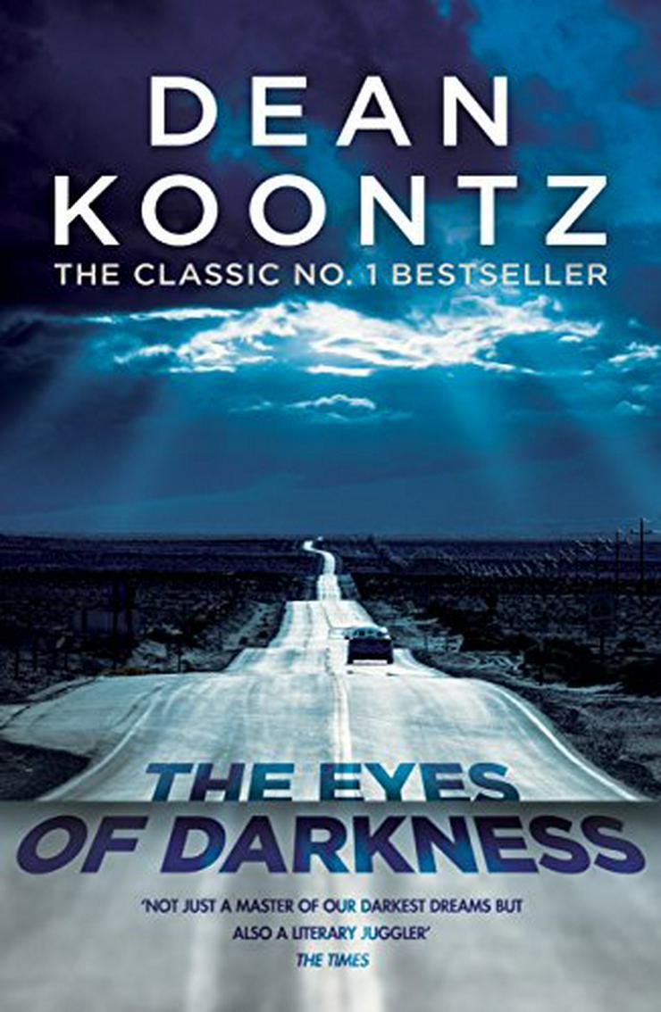DEAN R. KOONTZ - THE EYES OF DARKNESS | AUGEN DER DUNKELHEIT | CORONA VIRUS