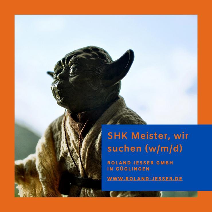 MEISTER / TECHNIKER SHK (Sanitär, Heizung & Klima)