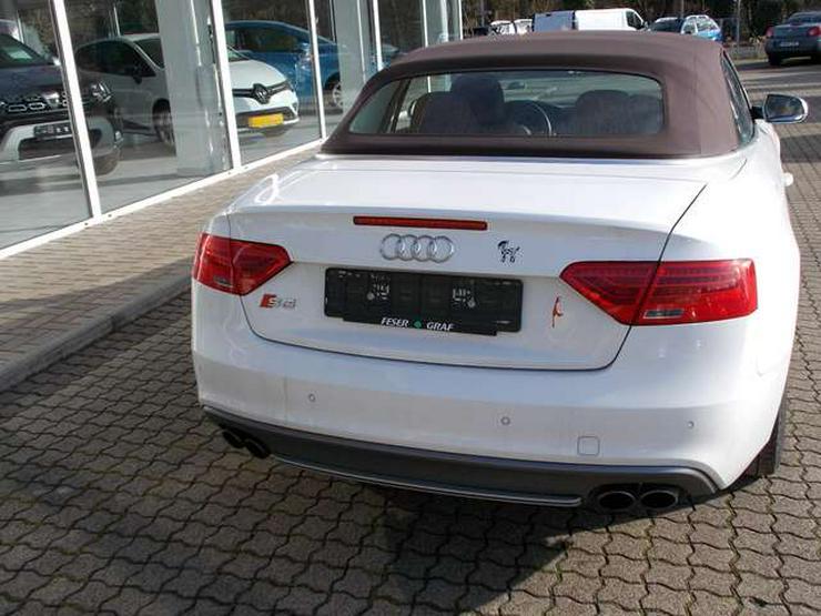 Bild 5: Audi S5 Cabrio - Automatik - Allrad - Leder - Navi - Klima - Alufelgen - TOP - GEWERBLICH -