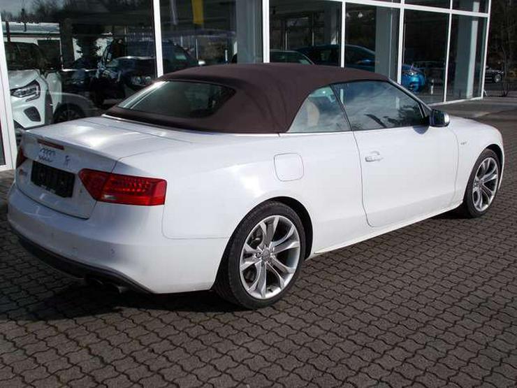 Bild 4: Audi S5 Cabrio - Automatik - Allrad - Leder - Navi - Klima - Alufelgen - TOP - GEWERBLICH -