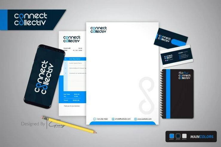 Professionelles Markenpaket • für einen erfolgreichen Start deines Unternehmens • ab 49.99€  - Sonstige Dienstleistungen - Bild 1