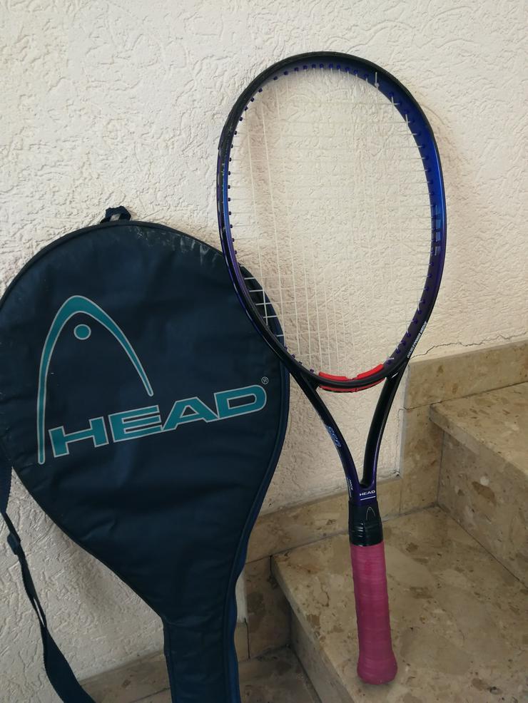 Bild 5: Tennisschläger