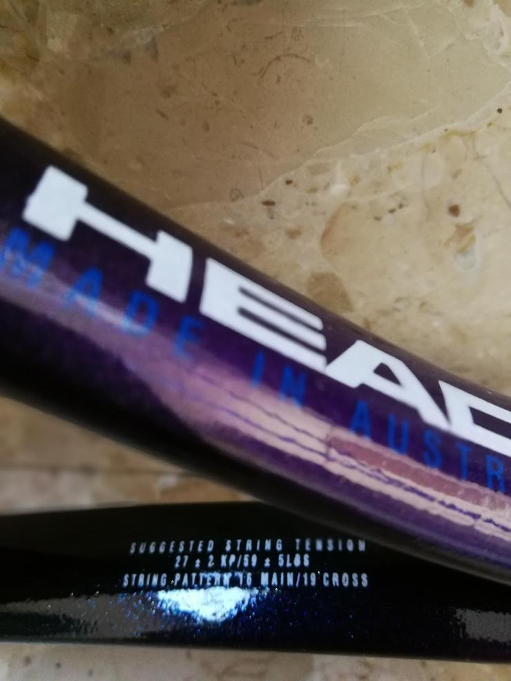 Bild 6: Tennisschläger