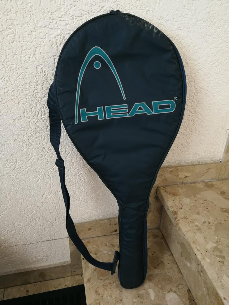 Bild 4: Tennisschläger