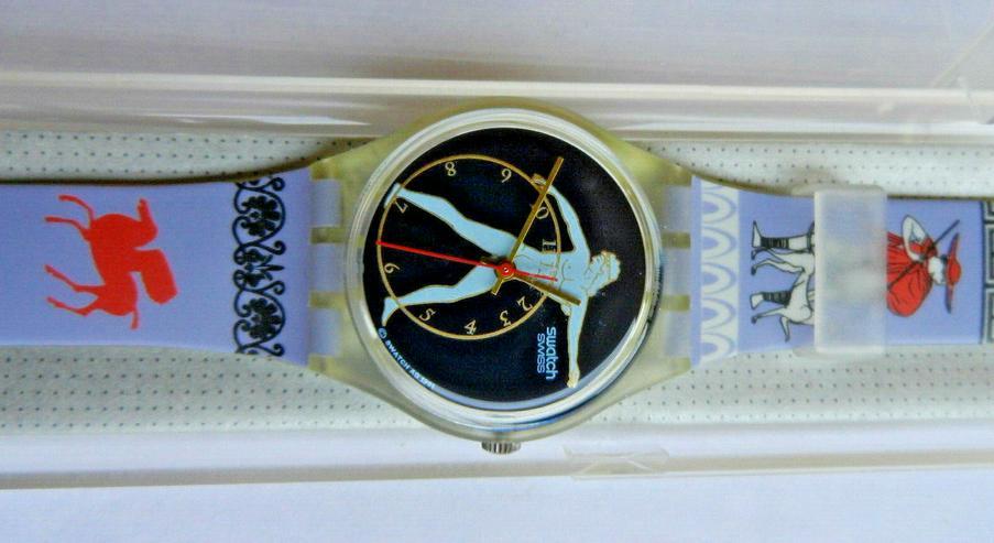 Bild 3: Reloj Swatch - Discobolus - GK141