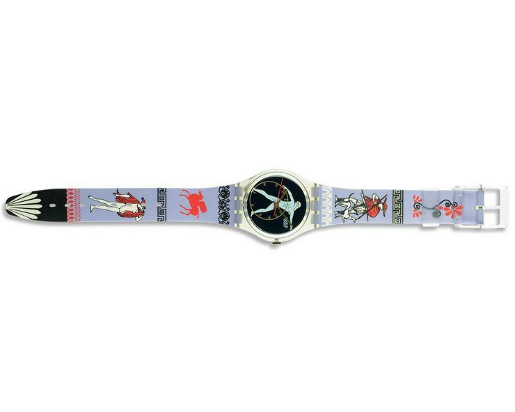 Reloj Swatch - Discobolus - GK141