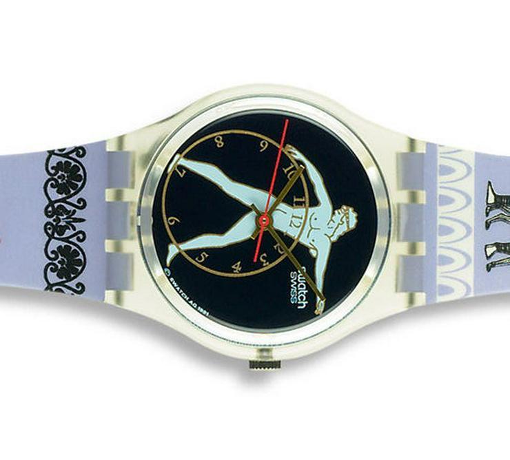 Bild 2: Reloj Swatch - Discobolus - GK141