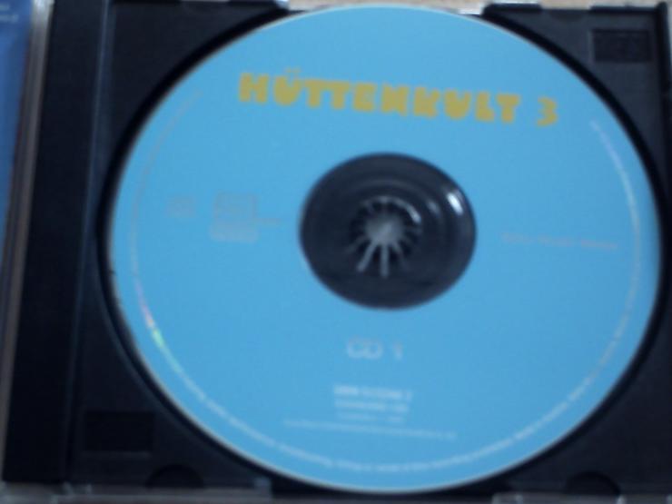 Bild 4: HÜTTENKULT die Tritte    CD 1  garantiert pistensau geprüft