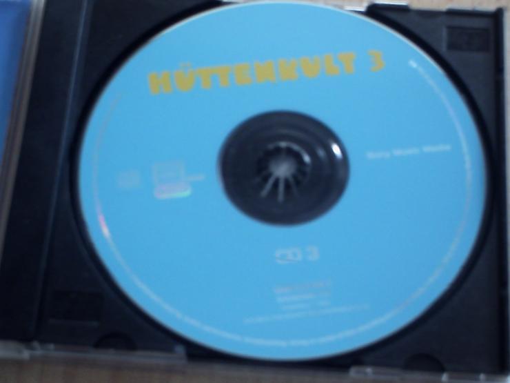 Bild 3: HÜTTENKULT die Tritte    CD 1  garantiert pistensau geprüft