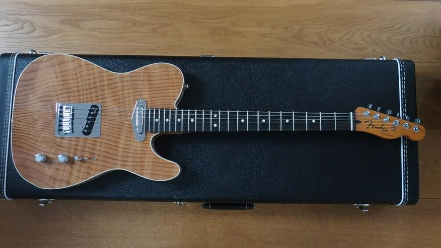 Fender Custom Shop Road Show Redwood Telecaster