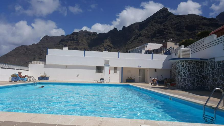 3Zi. Whg. in erster Meereslinie, direkt an den Naturschwimmbädern, in Bajamar, Teneriffa LANGFRISTIG ZU VERMIETEN!