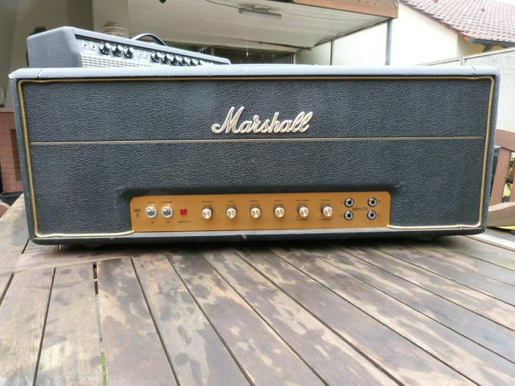 Marshall 1959 Super Lead 100W Plexi Reissue, Baujahr 1993