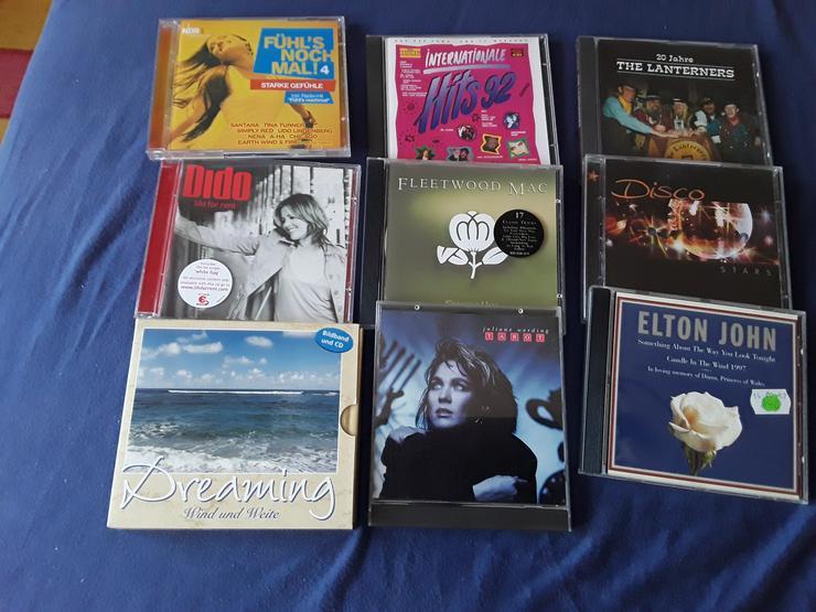 Mehrere CD zu verkaufen