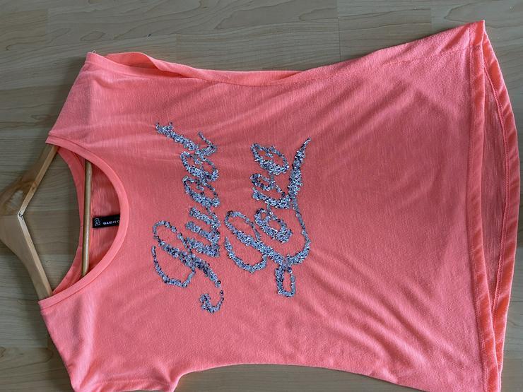 neonfarbenes Shirt von BLIND DATE