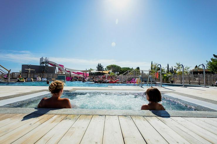 Bild 3: Süd-Frankreich: Sommerurlaub auf ein 4 sterne Familien Campingplatz