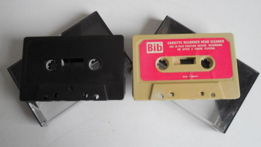 Reinigungs-Cassette  CD-Reinigungsset