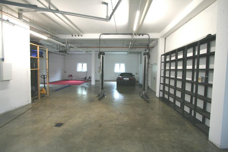 Kleinlager ab 30qm bis 140qm im Raum Plochingen mieten