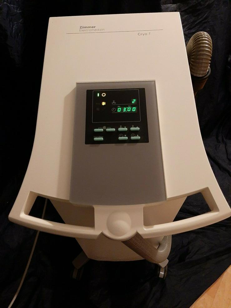 Bild 2: Cryo 5 kälte Therapie
