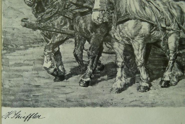 Bild 2: Strieffler Heinrich Trachtenwagen Grafik (B078)