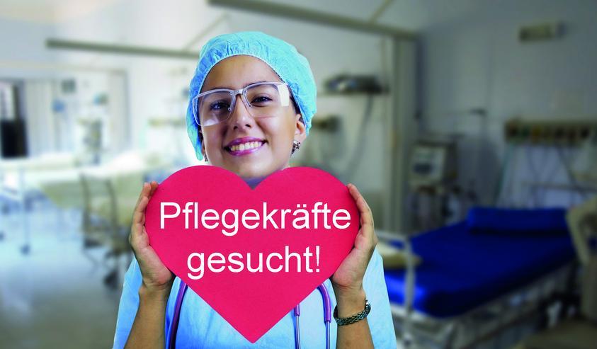 Garantiert 10% mehr Stundenlohn!! Examinierte Gesundheits- und Krankenpfleger (m/w/d)