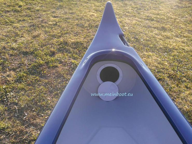 Bild 5: Kanu 4er Kanadier 550 Neu ! in blau /weiß