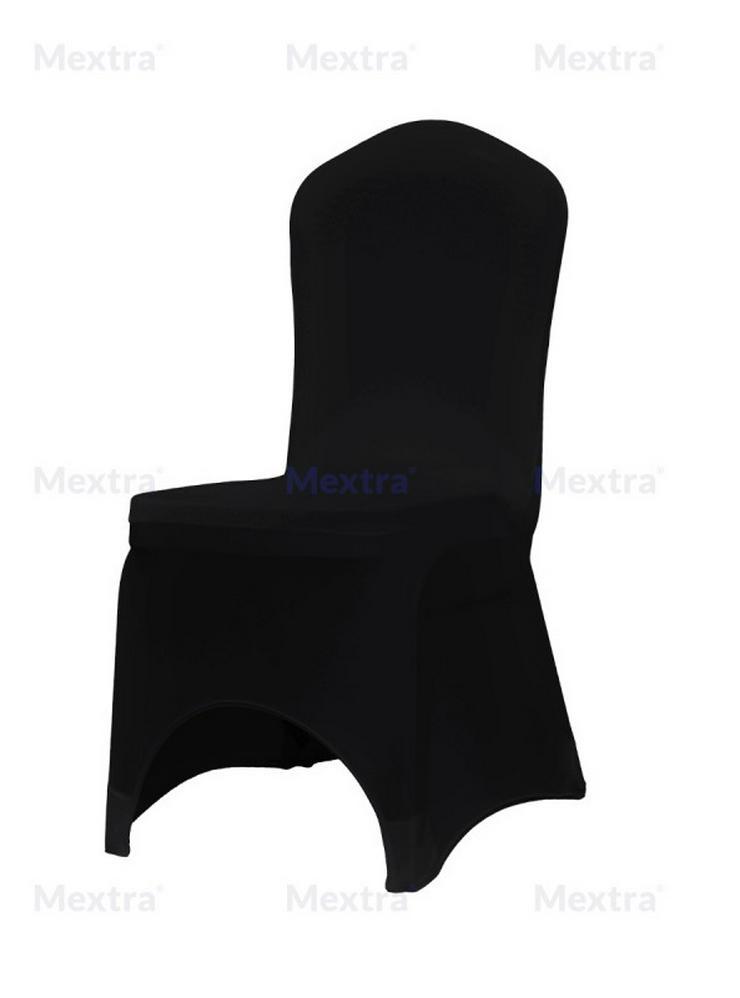 Stuhlhusse SLIMTEX 200 schwarz