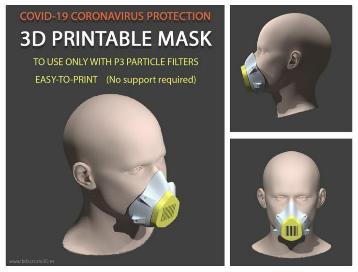 Mundschutz / Atemschutzmaske ohne ffp3 Zertifizierung