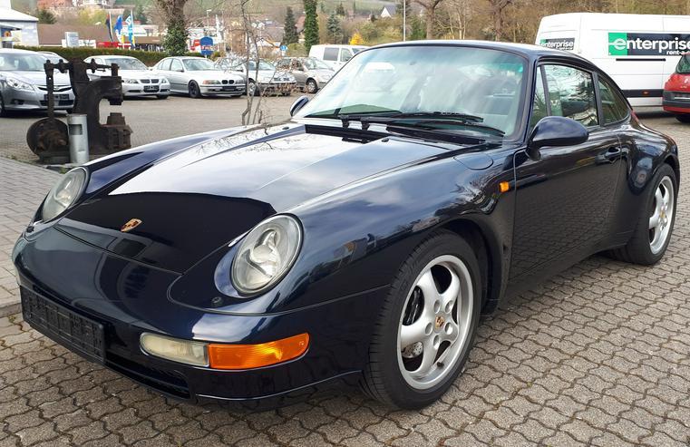 Porsche 911 Carrera Coupe - Schalter ** technisch kompl. revidiert ** Leder - Radio - Sitzheizung - GEWERBLICH