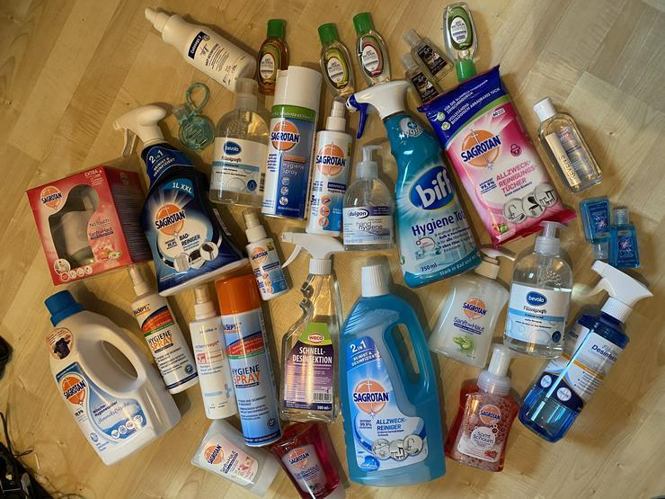 Bild 4: Sagrotan no Touch Desinfektionsmittel desinfektionsspray