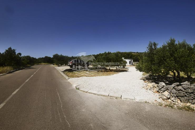 Bild 2: Erdgeschoss Ferienhaus mit großem Grundstück in unmittelbarer Nähe von Primosten