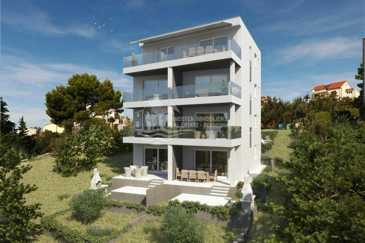 Gerade eingetroffen! Sieben Neubau Apartments in Toplage