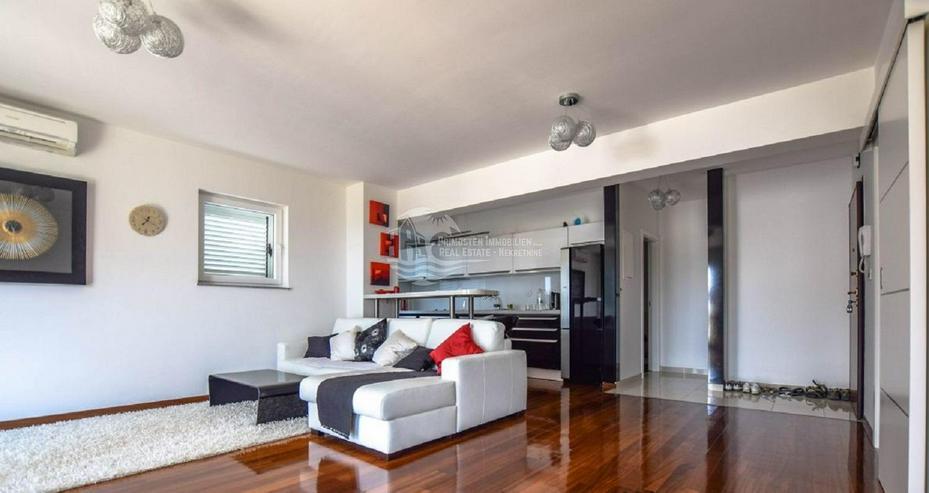 Modernes Drei-Zimmer Top Apartment in Strandnähe