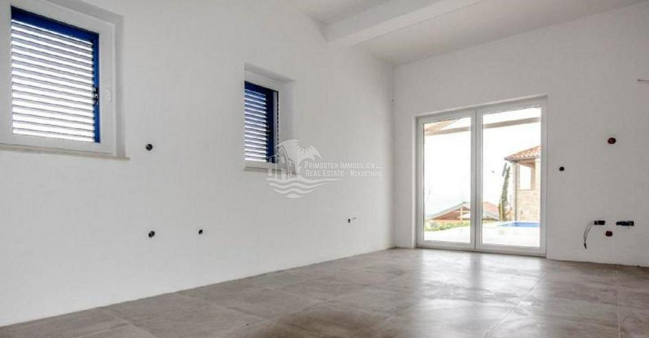 Bild 6: Moderne Traumvilla in Primosten im dalmatinischen Still