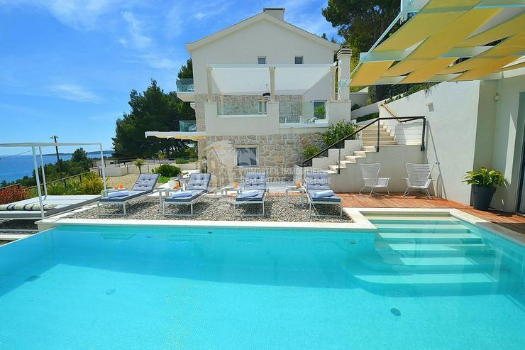 Bild 6: Luxuriöse Villa mit Meerblick und Kinosaal in Primosten
