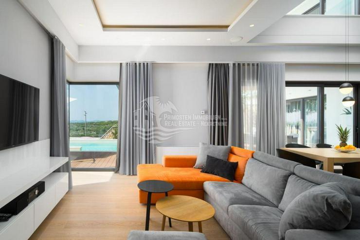Bild 5: Moderne 5 Sterne Villa mit traumhaft schönen Panoramablick in Primosten